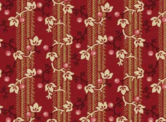 Red Rooster Lucy's Collection fabric