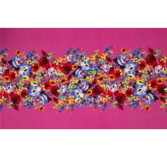 Michael Miller Fabrics - Floraliscious 744