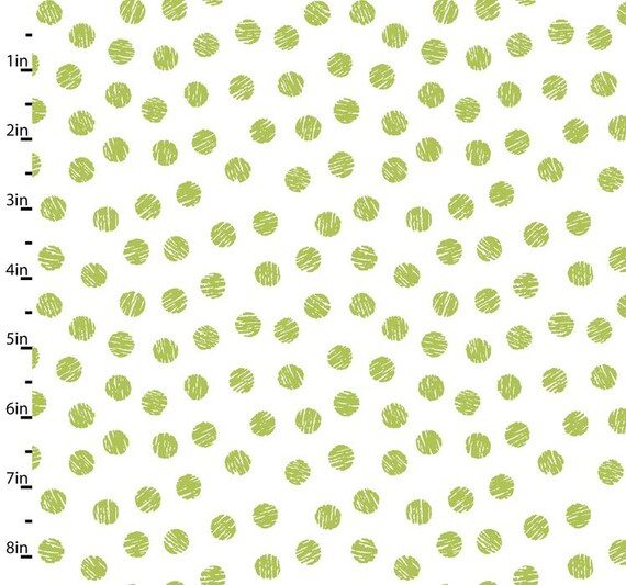 Studioe E Fabrics Modern Mixers Polka Dot Design Pattern
