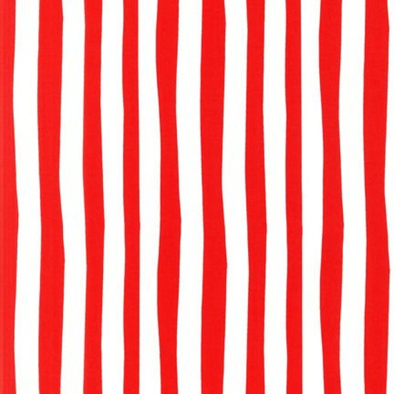 Dr Seuss Cat & The Hat 3 Striped Fabric