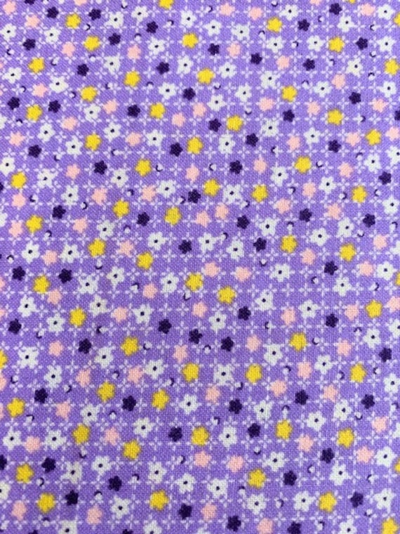 River Bend Vintage Tiny Flower Fabric Collection