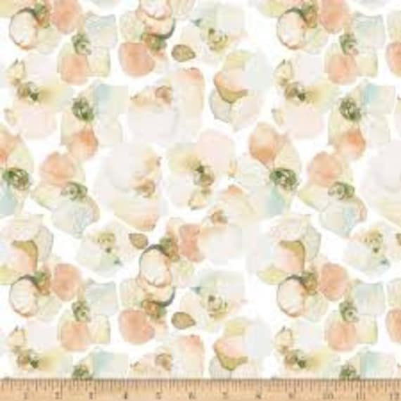 Free Spirit Fabrics Shell Rummel Peach Collection