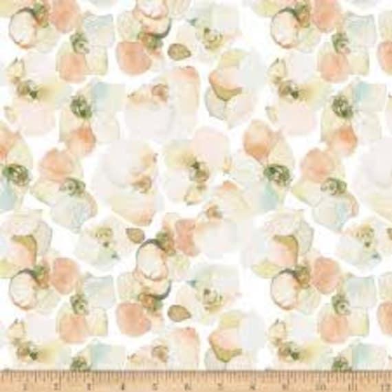 Free Spirit Fabrics Shell Rummel Peach Collection