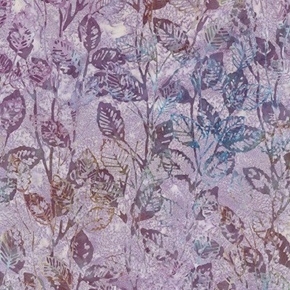 Robert Kaufman Artisan Batiks Inspired by Nature Collection