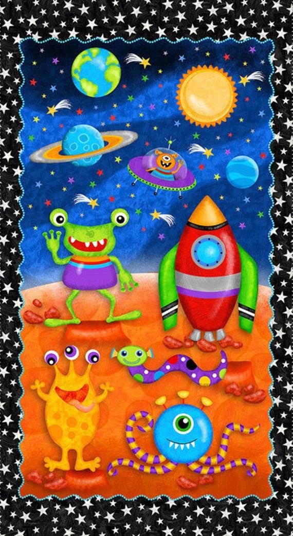 Studio E Fabrics Lost in Space Fabric Collection