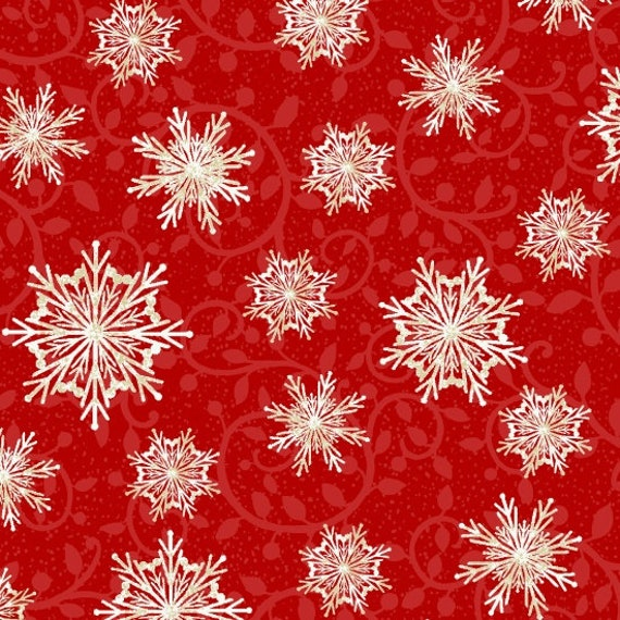 Winter Greetings Snow Flakes By  Studio E