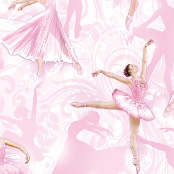 Kanvas Studios Pearl Ballet Fabric Collection