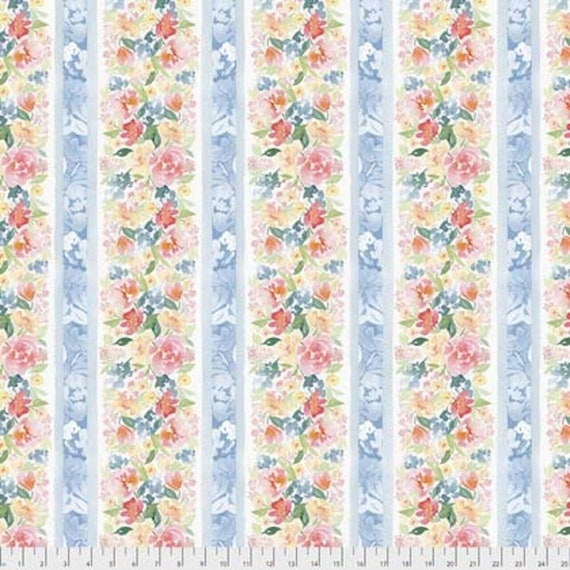 Natalie Malan Crisp Petals Fabric Collection