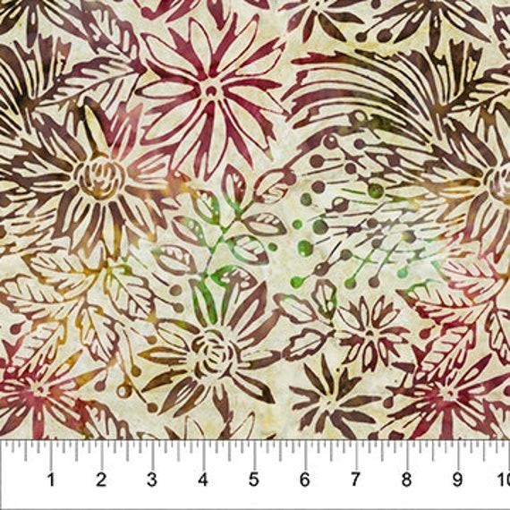Banyan Batiks Kayana Autumn Fabric Collection