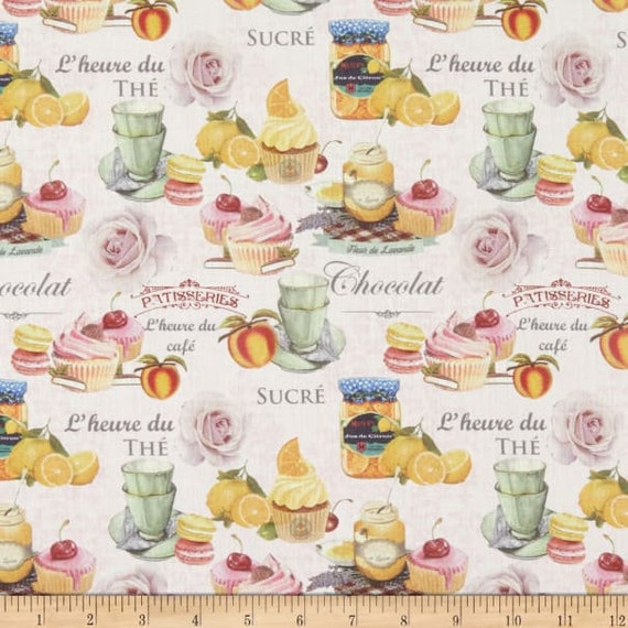 LeQuilt STOF France Sugar Fabric Collection