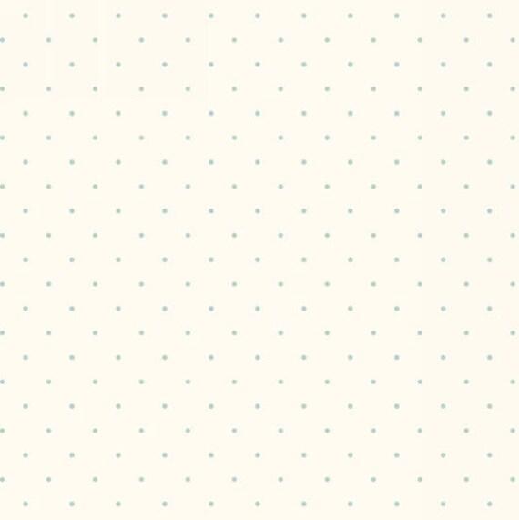 Peaceful Garden Polka Dot Fabric Henry Glass-8695