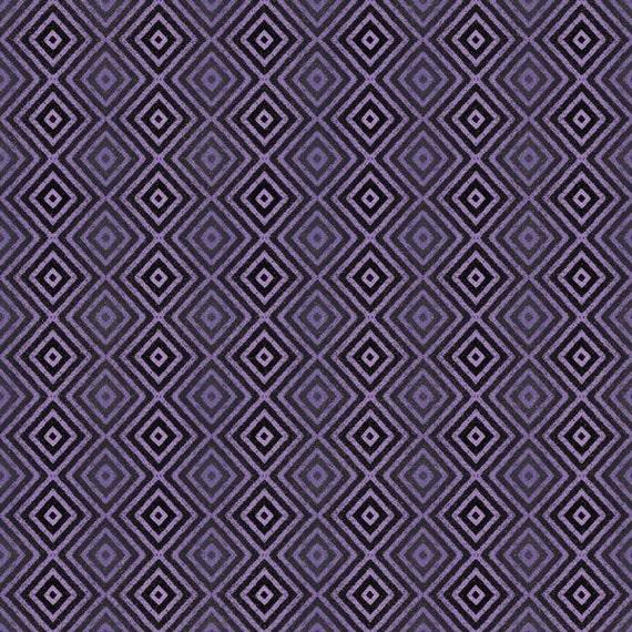 Reflections Diamond Blocks w/Metallic Gold Fabric  by Sasha K Studios Coordinates