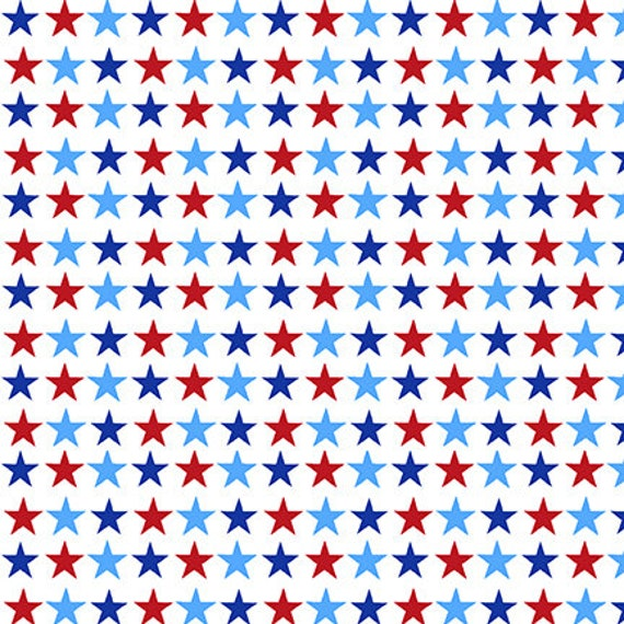 Studio E Fabrics America Home of the Brave Stars