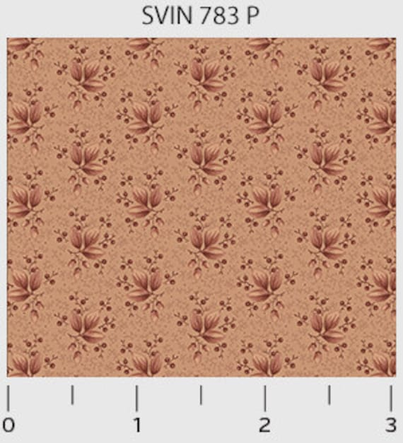 Southern Vintage Fabric Tone on Tone