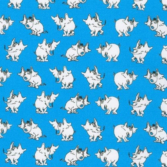 Robert Kaufman's A Little Dr Seuss Fabric Collection