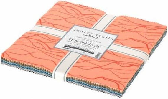 Quarry Trail Layer Cake Fabric by Anna Graham for Robert Kaufman Fabrics