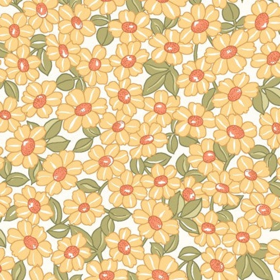 Maywood Studio Sunlit Blooms Fabric Collection #1