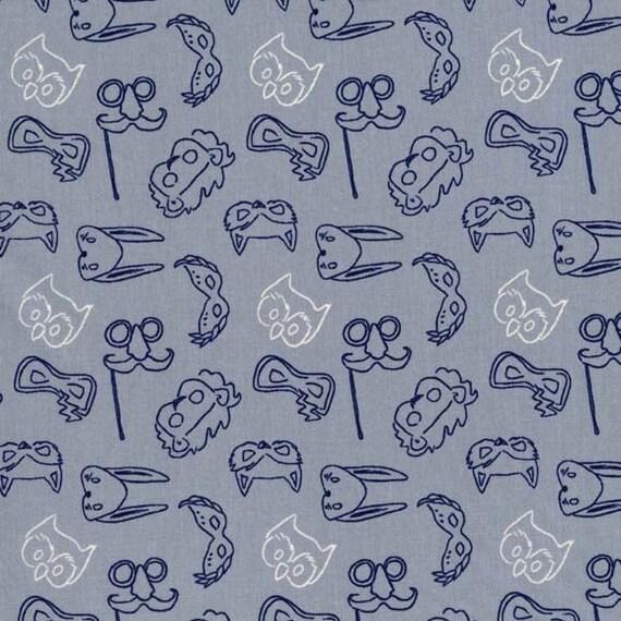 Michael Miller Fabrics - Play Masks 724
