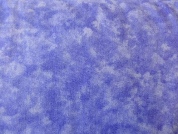 Blank Quilting Color Box in Periwinkle Fabric  301