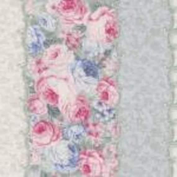 Spring Romance Fabric By Paint Brush Studios