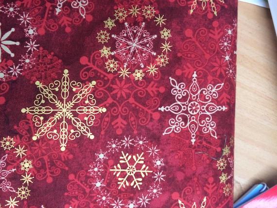 Northcott Metallic Fabric