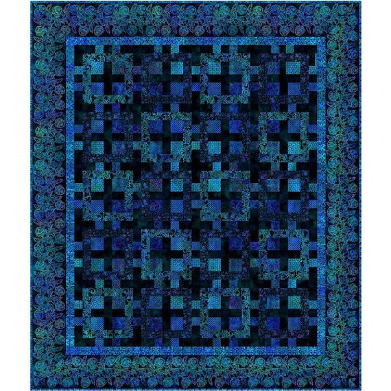 Tapestry Quilt Kit by Jason Yenter