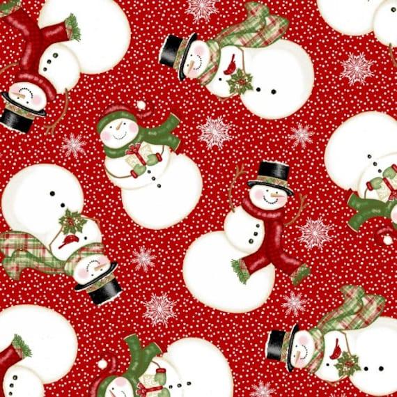Winter Greetings Snowmen By  Studio E