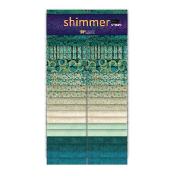 Northcott Shimmer Metallic Strips Kit