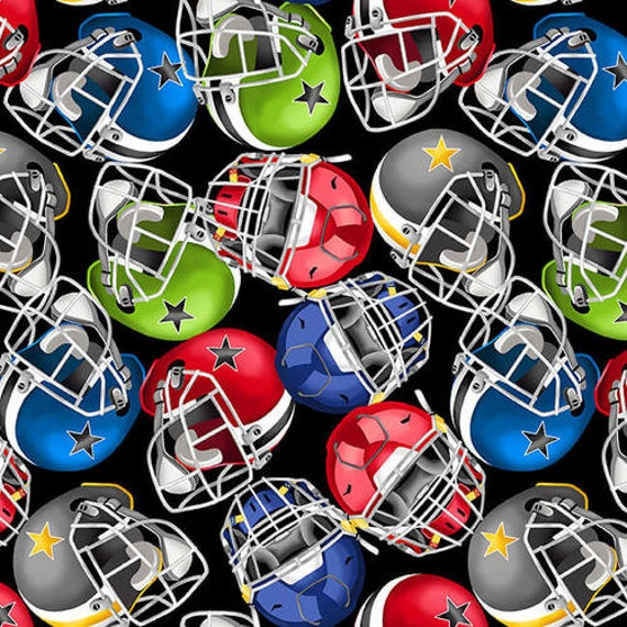 Blank Quilting Love of the Game Sports Collection American