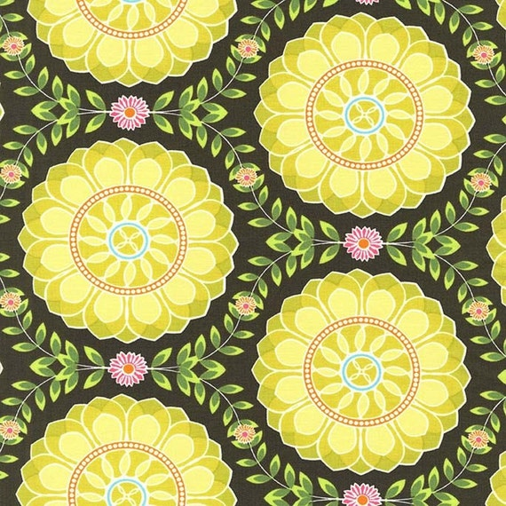 Michael Miller Fabrics - Dahlia Medallion 740