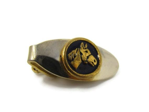 Classic Gold Tone Vintage Tie Clip Tie Bar