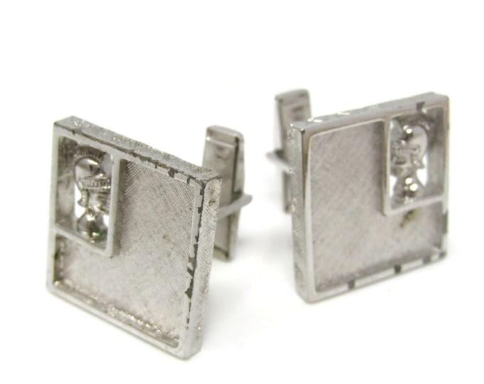 Knight (Wear) Cufflinks for Men's Vintage Men's Jewelry Nice Design