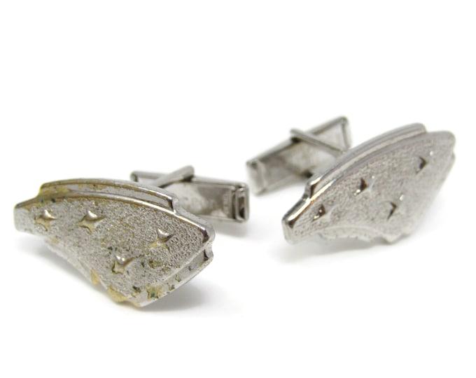 Stars Cufflinks for Men's Vintage Men's Jewelry Nice Design