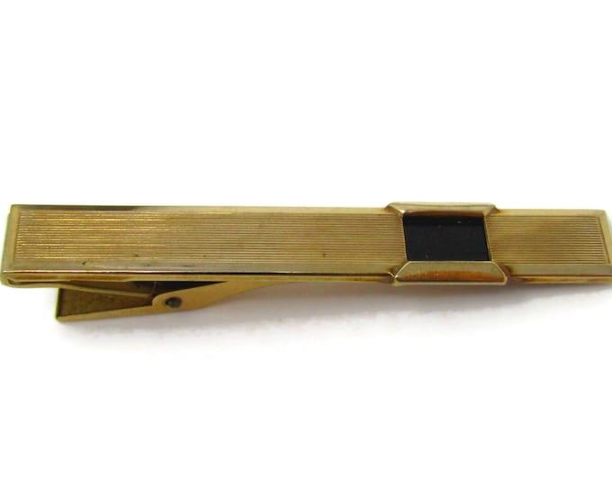 High Quality 1/20kt Gold Filled Tie Clip Men's Vintage Tie Bar Beautiful Design Gold Tone