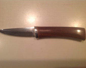 Small game Wm I Thornbury custom knife