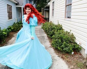 Parks Ariel Dress