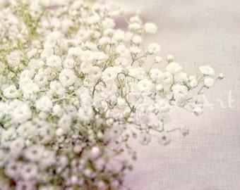 White flower photo Flower photography Botanical Decor Flower Art Bathroom Decor Flower print flower photo Nature Wall Art Botanical photo