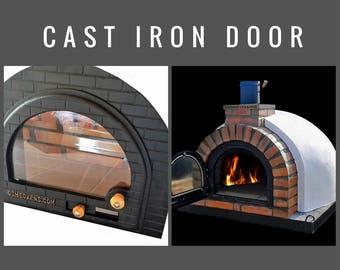 Pizza Oven Door