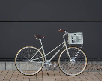 Electric bicycle Velotton   city bike handcrafted