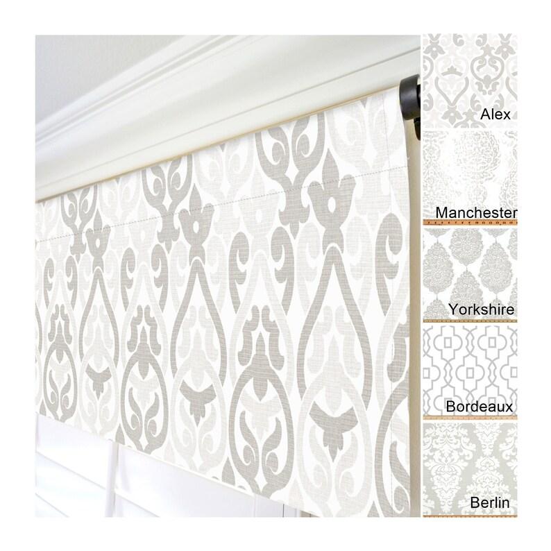 Beau Valances.Gray Window Valance.Grey Kitchen Valance.Gray Curtain  Valance.Taupe Valances.Custom Valance.Geometric Valance.Curtains