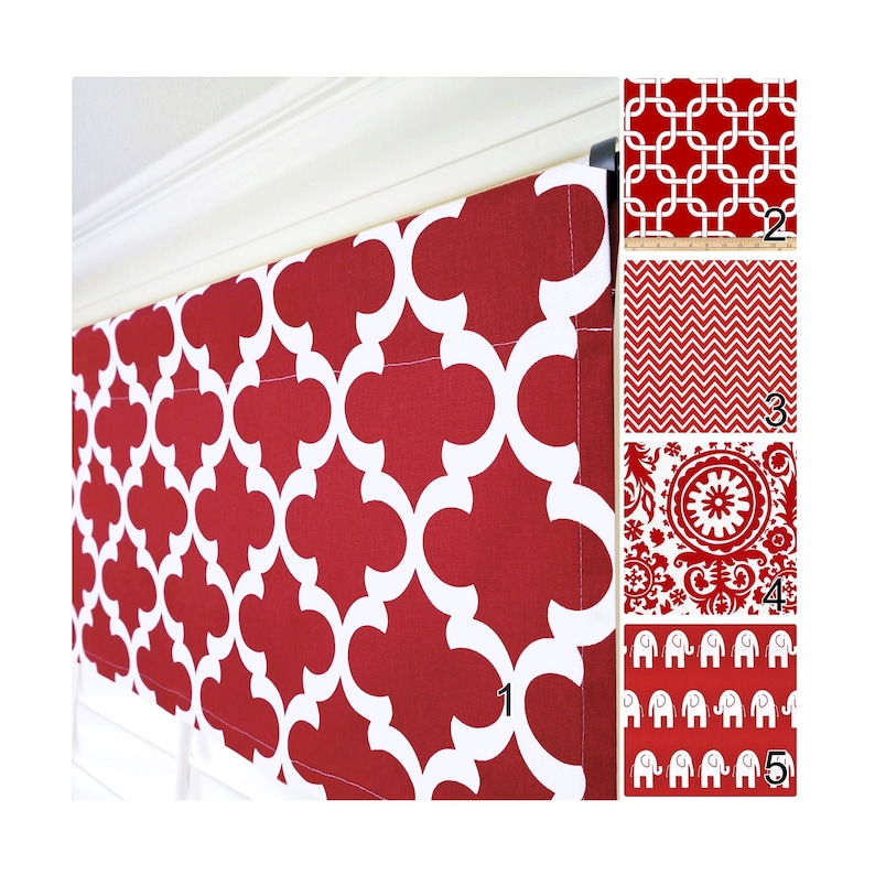 Sensational Valance Curtains Red Kitchen Valance Lattice Valance Red White Kitchen Curtain Elephant Valance Window Valance Custom Curtains Download Free Architecture Designs Grimeyleaguecom