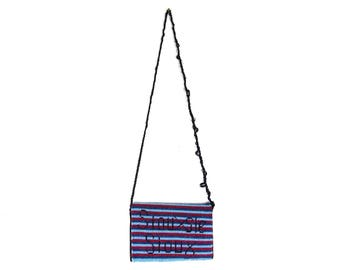 Siouxsie Sioux Needlepoint Purse