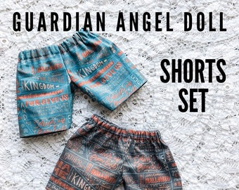 Short Set for Guardian Angel Doll