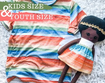 Kids & Youth Guardian Angel Prayer Shirt