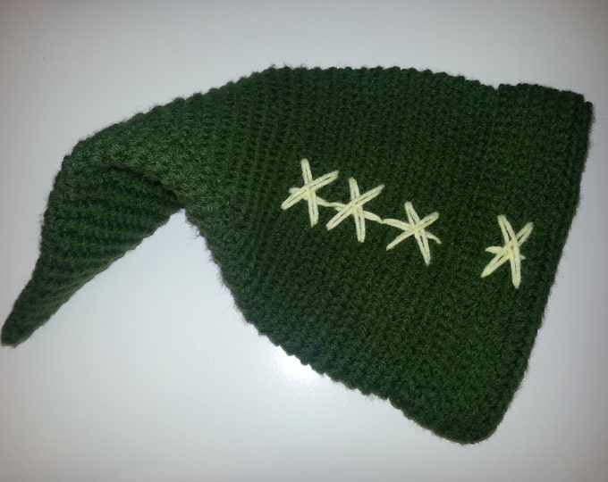 Link (Zelda) Crocheted Hat