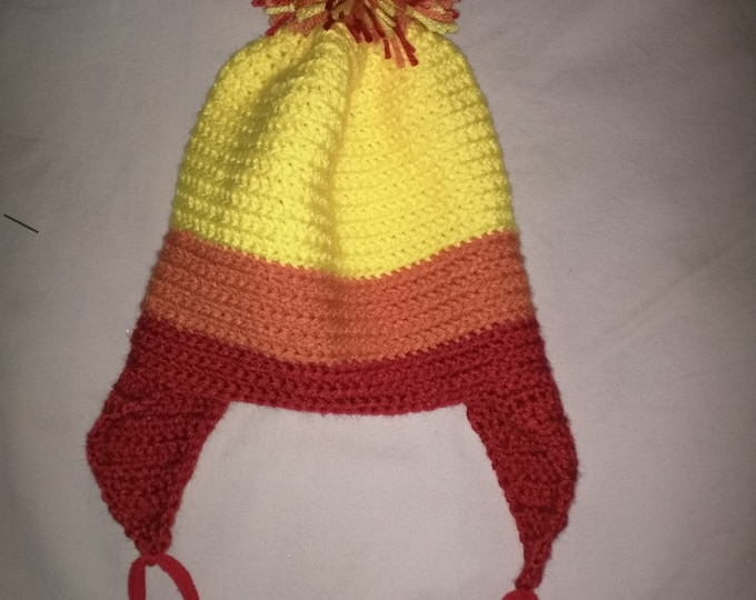 Jayne Crocheted Hat