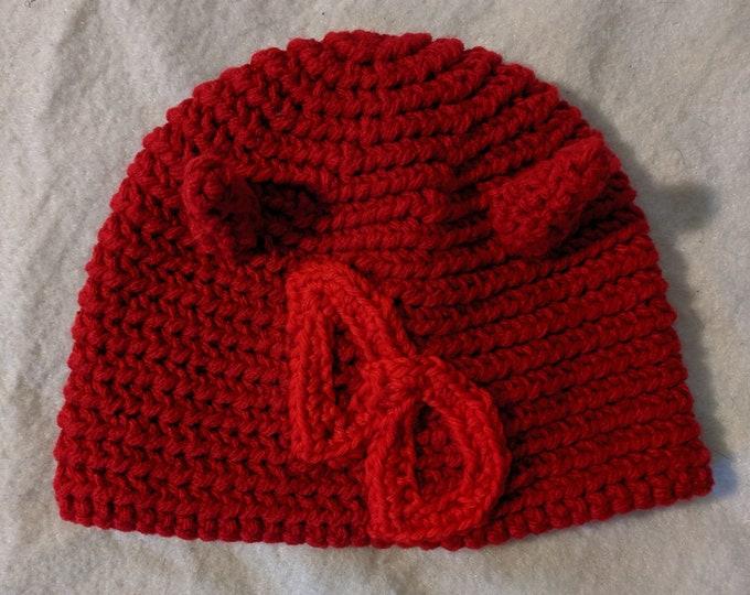Daredevil Crocheted Hat