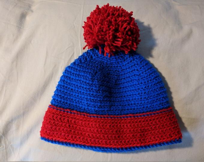 Stan Crocheted Hat