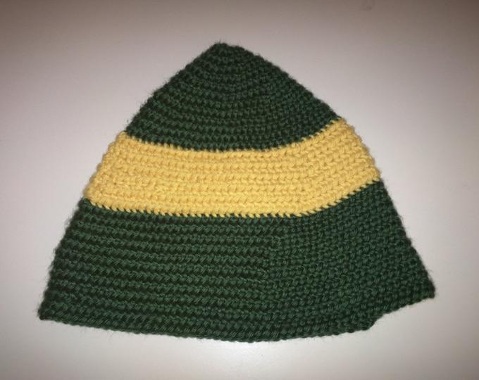 Elf Crocheted Hat