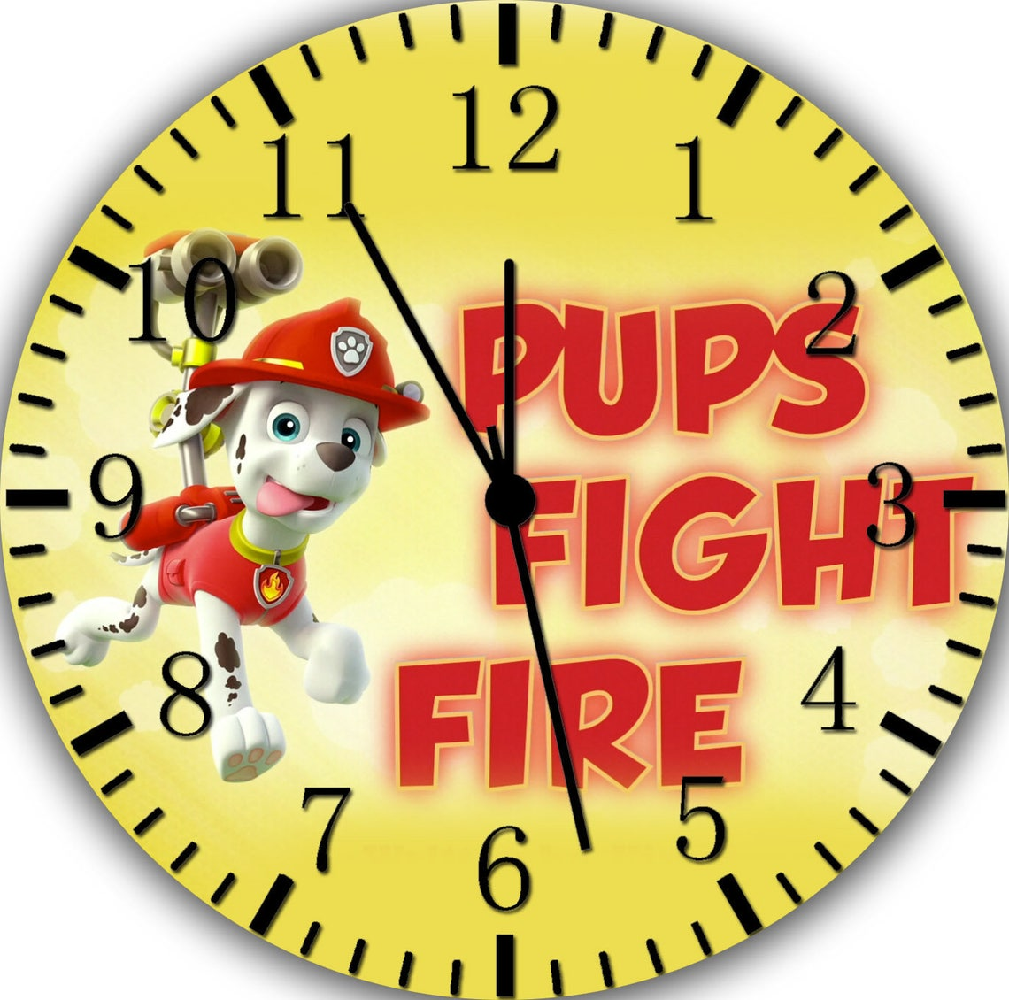 PAW Patrol wall Clock 10